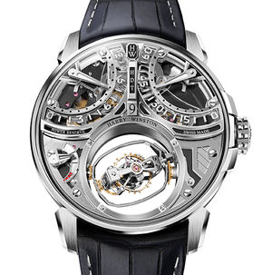 Harry Winston Haute Horology HCOMTT47WW001