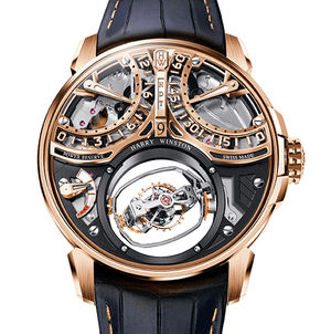 Harry Winston Haute Horology HCOMTT47RR002