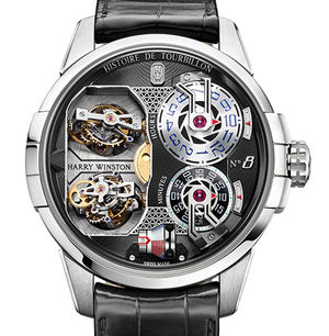 Harry Winston Haute Horology HCOMDT51WW003