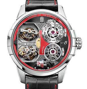 Harry Winston Haute Horology HCOMDT51WW004