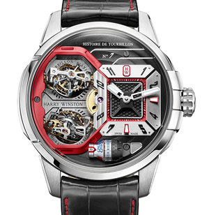 Harry Winston Haute Horology HCOMDT51WW002