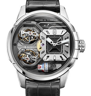 Harry Winston Haute Horology HCOMDT51WW001