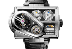 Harry Winston Haute Horology HCOMTT65WZ001