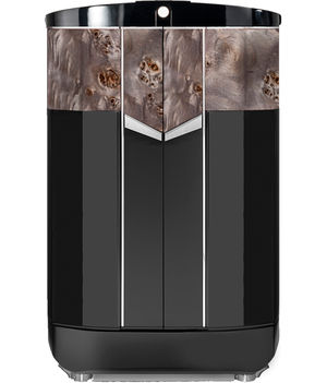 Buben & Zorweg Safes Galaxy High Gloss Black Stardust Burlwood