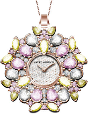 HJTQHM30RR001 Harry Winston Haute Jewelry