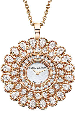 HJTQHM36RR001 Harry Winston Haute Jewelry