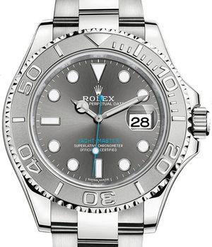 116622 Dark rhodium USED Rolex Yacht-Master
