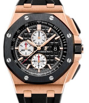 26400RO.OO.A002CA.01 USED Audemars Piguet Royal Oak Offshore
