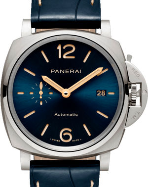 PAM00927 Officine Panerai Luminor Due
