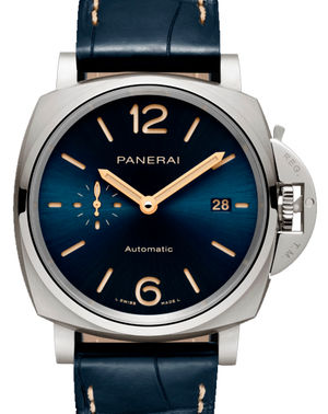PAM00926 Officine Panerai Luminor Due