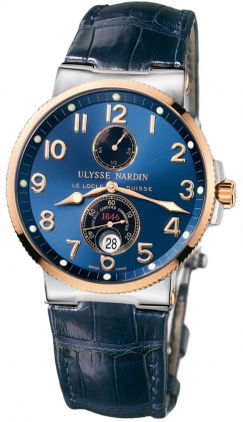 265-66/623 Ulysse Nardin Maxi Marine Chronometer 41