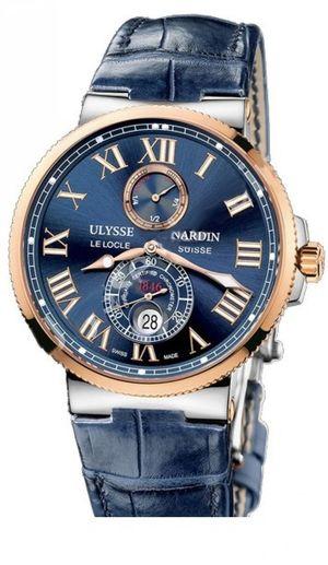 265-67/43 Ulysse Nardin Maxi Marine Chronometer 43