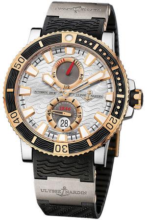 265-90-3T/91 Ulysse Nardin Diver