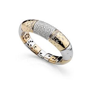 white and rose gold and diamonds Verdi Gioielli Chillout