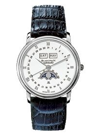 6553-3427A-55 Blancpain Villeret Moon Phase