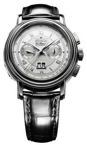 03.0240.4021/22.C505 Zenith Chronomaster Old model