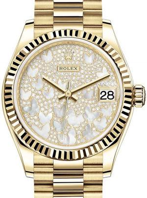 278278-0022 Rolex Datejust 31