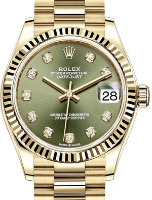 278278-0011 Rolex Datejust 31