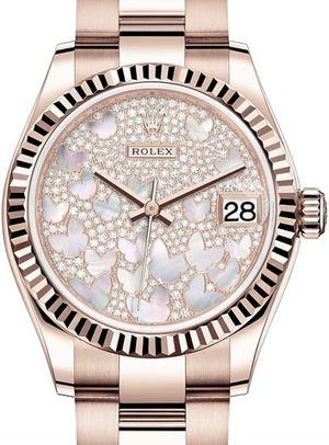 278275-0020 Rolex Datejust 31