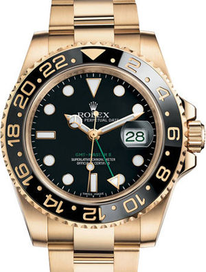 116718LN USED Rolex GMT-Master II