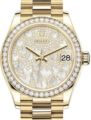 278288RBR-0011 Rolex Datejust 31