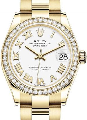 278288RBR-0008 Rolex Datejust 31