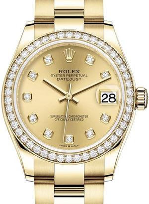 278288RBR-0012 Rolex Datejust 31