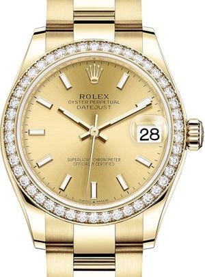 278288RBR-0021 Rolex Datejust 31