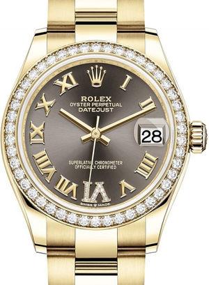 278288RBR-0025 Rolex Datejust 31