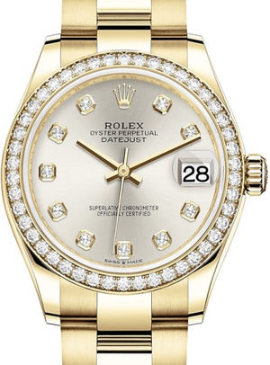 278288RBR-0027 Rolex Datejust 31