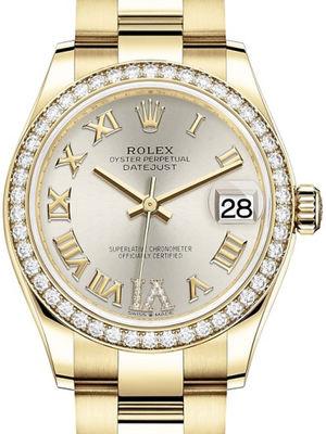 278288RBR-0019 Rolex Datejust 31
