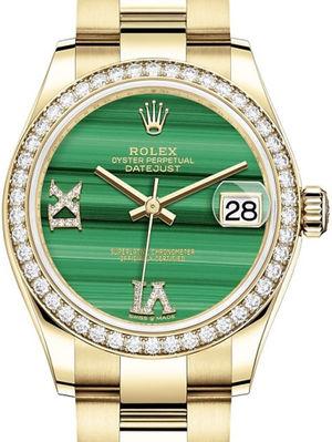 278288RBR-0003 Rolex Datejust 31