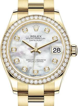 278288RBR-0013 Rolex Datejust 31