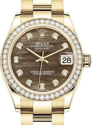 278288RBR-0031 Rolex Datejust 31