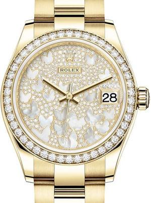 278288RBR-0010 Rolex Datejust 31