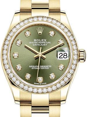 278288RBR-0014 Rolex Datejust 31