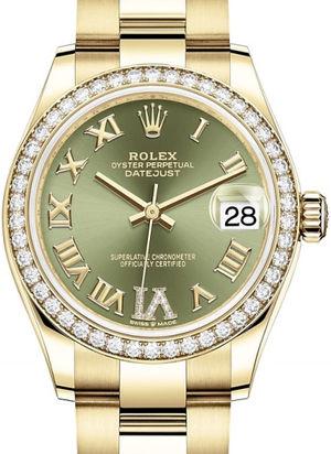 278288RBR-0023 Rolex Datejust 31