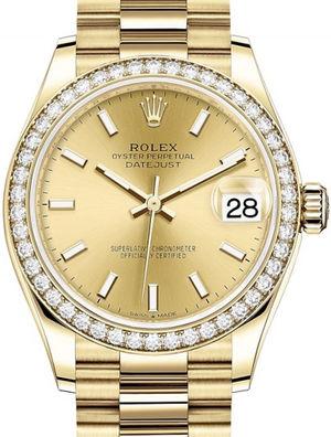 278288RBR-0022 Rolex Datejust 31