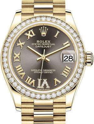 278288RBR-0026 Rolex Datejust 31