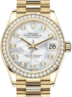 278288RBR-0006 Rolex Datejust 31