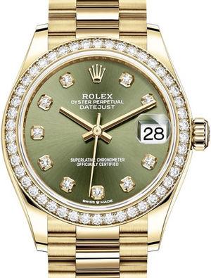 278288RBR-0007 Rolex Datejust 31