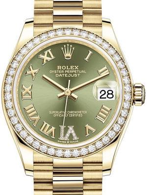 278288RBR-0024 Rolex Datejust 31