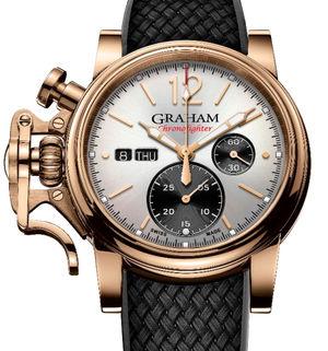 2CVAK.S03A Graham Chronofighter Vintage