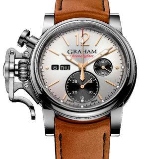 2CVAS.S03A Graham Chronofighter Vintage