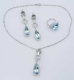 italian set Ювелирные украшения Jewelry