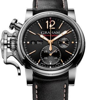 2CVAS.B26A Graham Chronofighter Vintage