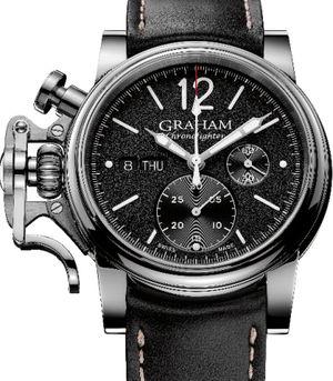2CVAS.B02A Graham Chronofighter Vintage