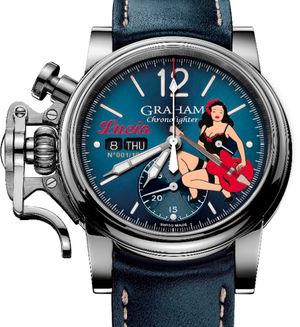 2CVAS.U11A Graham Chronofighter Vintage