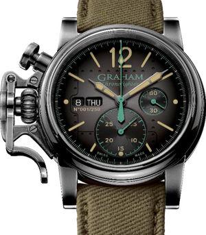 2CVAV.B17A Graham Chronofighter Vintage