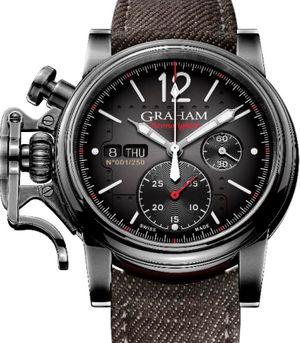 2CVAV.B19A Graham Chronofighter Vintage
